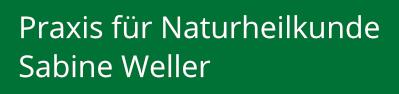 Praxis für Naturheilkunde – Sabine Weller Logo